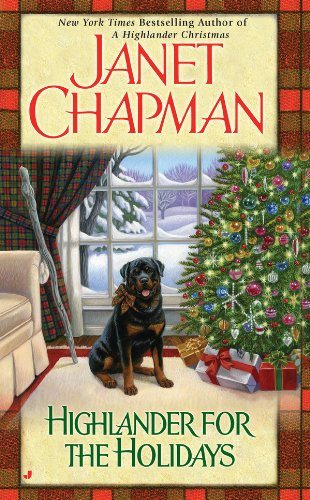 Highlander for the Holidays (Pine Creek Highlanders Series Book 8)