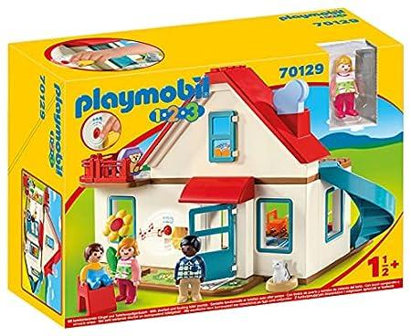 Playmobil 1.2.3 Einfamilienhaus