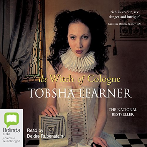 The Witch of Cologne audiobook cover art