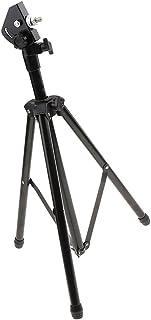 Baoblaze Metal Tripod Dumb Drum Practice Pad Holder Stand Bracket for Drummer Beginner Training Parts