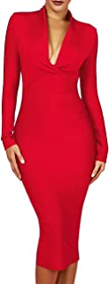 Best red date dress Reviews