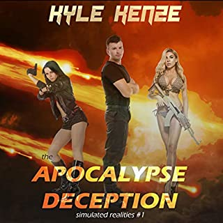 The Apocalypse Deception     Simulated Realities              Written by:                                                                                                                                 Kyle Kenze                               Narrated by:                                                                                                                                 Charlie Boswell                      Length: 1 hr and 58 mins     Not rated yet     Overall 0.0
