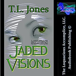 Jaded Visions audiobook cover art