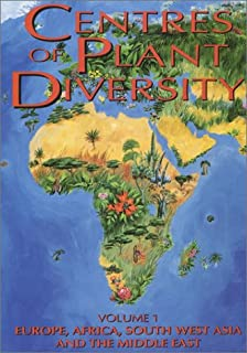 Centres of Plant Diversity: Vol. 1 - Europe Africa South West Asia and the Middle East: A Guide And Strategy For Their Conservation