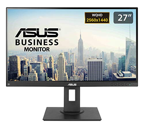 Asus BE27AQLB 68,58 cm (27 Zoll) Monitor (WQHD, HDMI, Display Port)