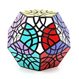PPHH High Difficulty Dodecahedron Shaped Rubix Cube Have Collection Value Toys Expand Thinking Unzip Toys Leisure and Entertainment