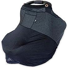 Chicco 00079954940000 Boppy 4 & More - Silla de paseo con ruedas y cubierta, color negro