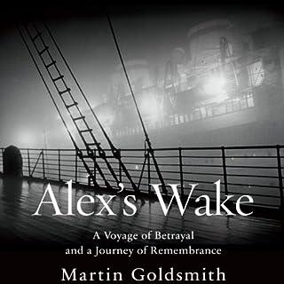 Alex's Wake audiobook cover art