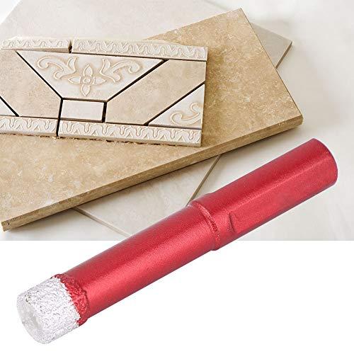 Broca para taladro de alta temperatura, broca de lubricación de diamante de 65 mm