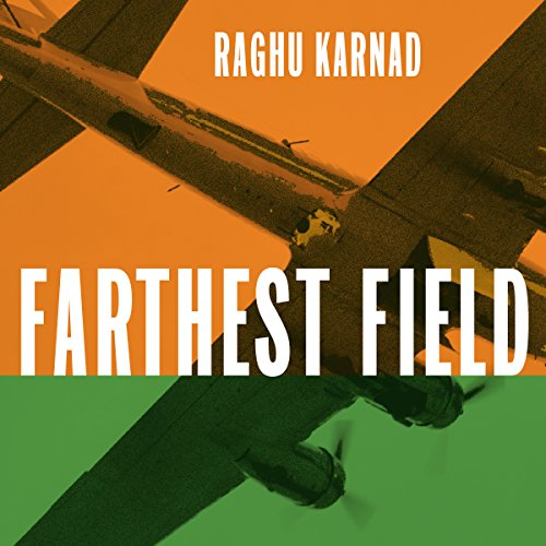 Farthest Field audiobook cover art