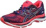 Asics Gel-Nimbus 20, Zapatillas de Entrenamiento para Mujer, Azul (Blue Print/Blue Print 400), 36 EU