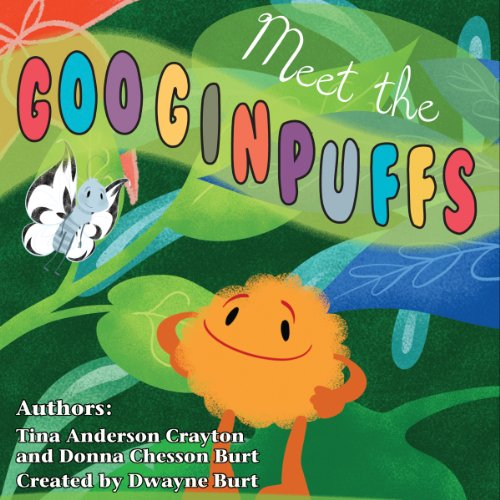 Meet the Googinpuffs audiobook cover art