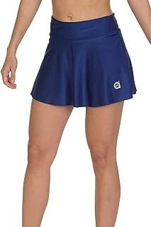 a40grados Sport & Style, Falda Fun, Mujer, Tenis y Padel (Paddle ...