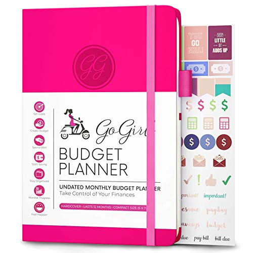 GoGirl Budget Planner - Monthly ...