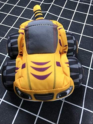 n\a The Blaze and the Monster Machines, the Blaze Monster, the suvs, the plush toy cars 18cm