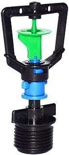 Gardening Irrigation Tool Rotate 1/2 nozzle irrigation spray nozzles garden sprinklers Automatic sprinkler garden LAWN irr...