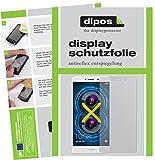dipos I 6X Schutzfolie matt kompatibel mit Honor 6X Folie Bildschirmschutzfolie
