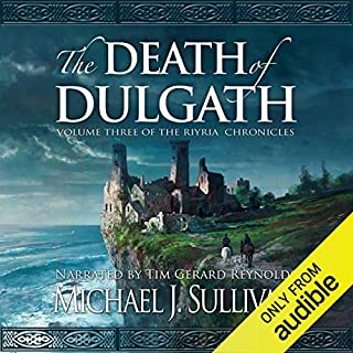 Page de couverture de The Death of Dulgath