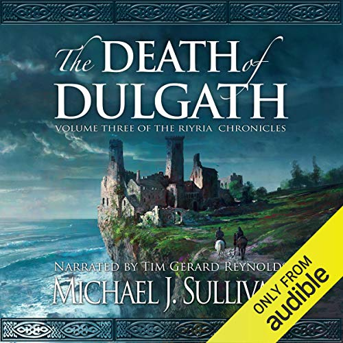 The Death of Dulgath  By  cover art