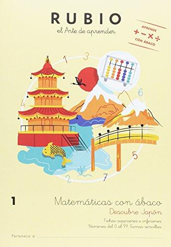 Pack Matemáticas con ábaco 1. Descubre Japón: 0