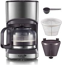 HIZLJJ De elektrische koffiezetapparaten programmeerbaar Smart-Drip koffiezetapparaat Brew Machine met glazen karaf Afneem...