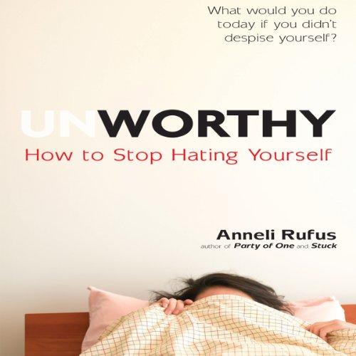 Unworthy audiobook cover art