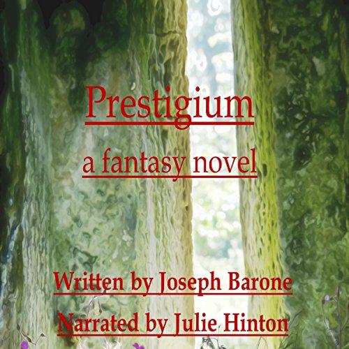 Prestigium audiobook cover art