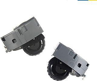 790. vhbw Tapa//puerta abatible dentada de repuesto para contenedor de residuos de iRobot Roomba 760 785 780 770