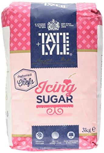 Tate & Lyle Icing Sugar - 3000 gr