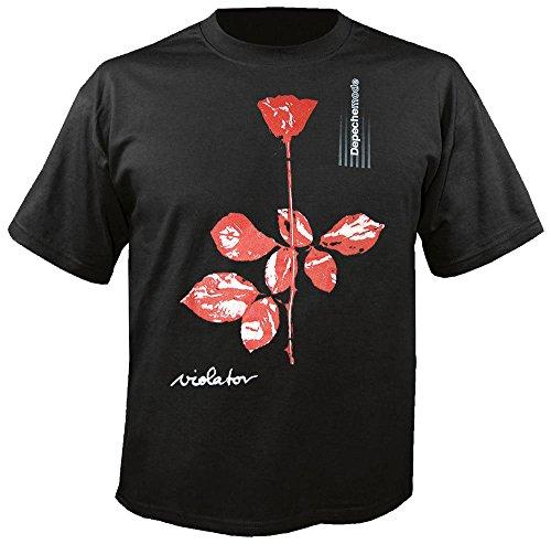 Depeche Mode - Cover - Violator - T-Shirt Größe XL