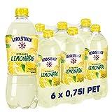 Gerolsteiner Zitronen Limonade ist der perfekte Durstlöscher mit 10% Fruchtgehalt und natürlichem Gerolsteiner Mineralwasser als Basis - Aus dem Quellgebiet in der Vulkaneifel Das Erfrischungsgetränk mit Zitronensaft und Rohrzucker ist nicht zu süß u...