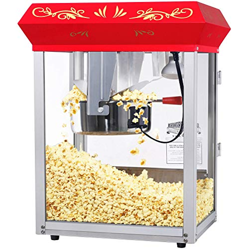 Check Out This Home 83-DT5655 Northern Popcorn Company 6129 GNP-850 Classic Style Top Popper Machine...