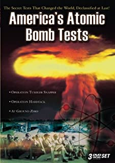 America`s Atomic Bomb Tests - The Collection