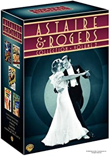 Astaire & Rogers Collection Volume 2: (Flying Down to Rio / The Gay Divorcee / Roberta / Carefree / The Story of Vernon and Irene Castle)