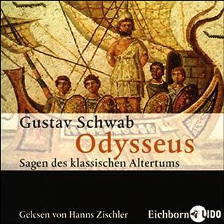 Odysseus (Sagen des klassischen Altertums 5) Titelbild