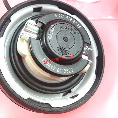QDAEROHIVE ORG - Tapa para depósito de combustible para Mercedes-Benz A180 B200 C260 E300 S350 GLA200 GLC260