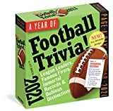 Year of Football Trivia! Page-A-Day Calendar 2021