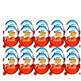 unbranded 12 X Kinder Joy Surprise Eggs, Ferrero Kinder Choclate Best Gift Toys, for Boy by -