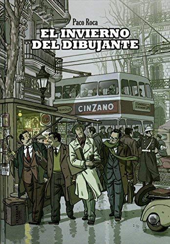 El invierno del dibujante by Paco Roca(2010-11-01)