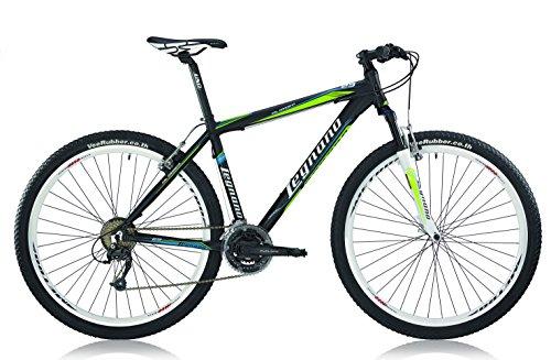 Legnano Ciclo 6004 Val Gardena Old, Mountain Bike Uomo, Nero, 56