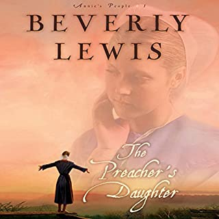 The Preacher's Daughter audiobook cover art