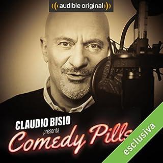 Claudio Bisio presenta Comedy Pills copertina