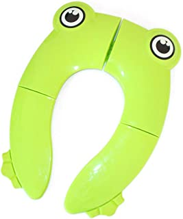Potty Training Seat Portable Folding Potty Seat Pad Kids Travel Baby Toddler Toilet Training seat Cover Cushion Children P...