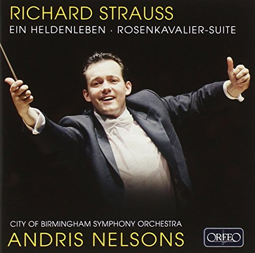 Rosenkavalier Suite -A.Nelsons-