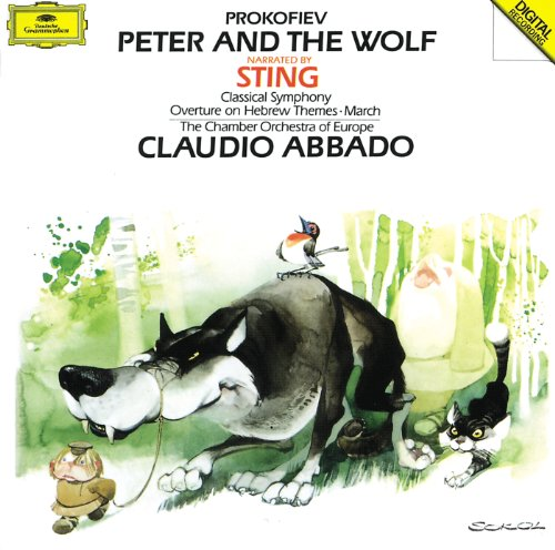 Prokofiev: Peter and the wolf, Op.67 - Narration in English, Text adapted by Sting - Let Me Tell You A Story