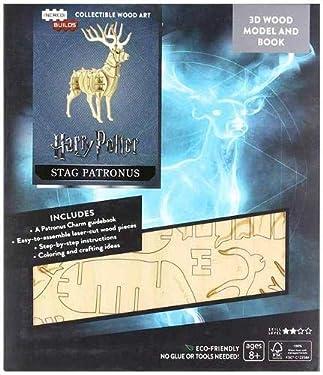 HARRY POTTER IncrediBuilds 3D Patronus