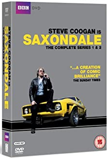 Saxondale - The Complete Series 1 & 2