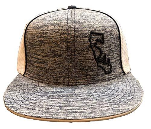 Pacfic Headwear California Bear (Black)
