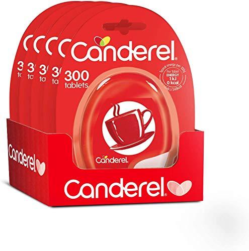 5 x Canderel 300 Tablets
