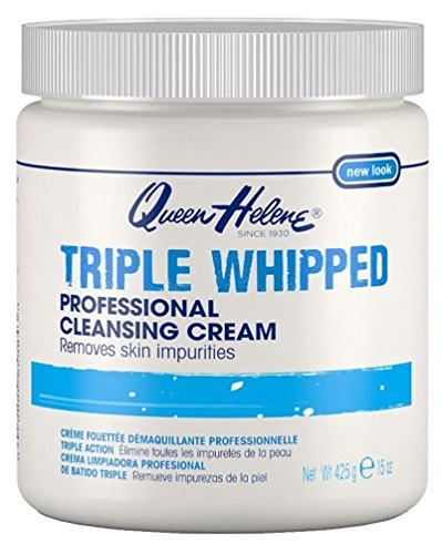 Queen Helene Cream Cleansing Triple Whipped 15oz. by Queen Helene